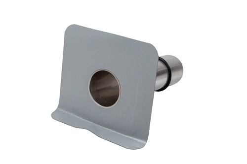 Protan sargbräddavlopp Ljus H=50 mm ø 50 & 75 mm