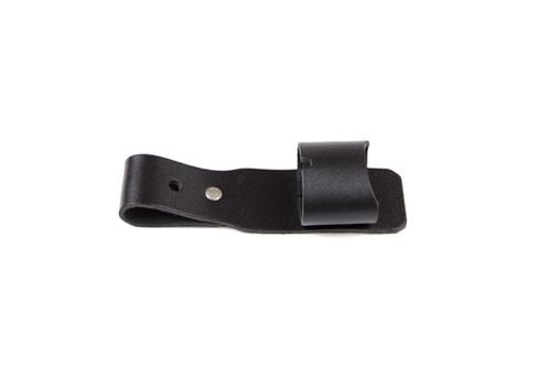 Läderhållare för bälte till Sollexkniv